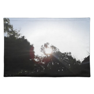 Sun Rays Placemat