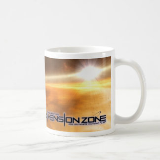 Sun Rise Basic White Mug