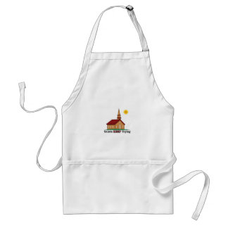 sun saints keep trying standard apron