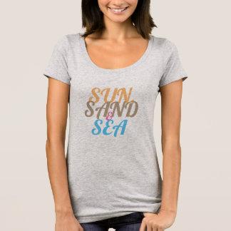 Sun, Sand, and Sea T-Shirt