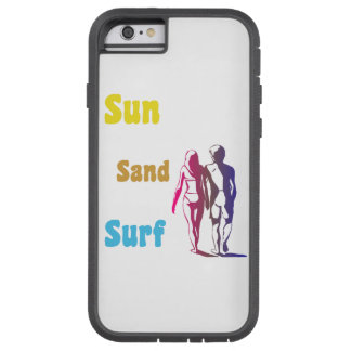 Sun Sand Surf Tough Xtreme iPhone 6 Case