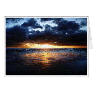 Sun, Sea and Sand Card