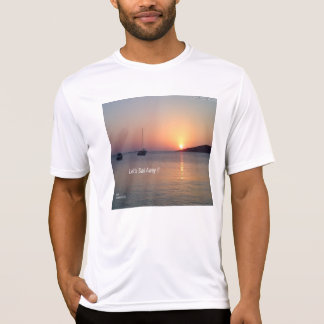 SUN & SEA SAILING AWAY T-Shirt