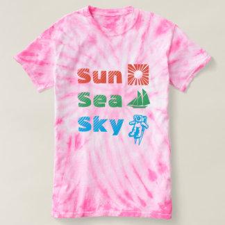 Sun, Sea, Sky T-shirt