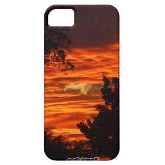 Sun Set iPhone 5 Case