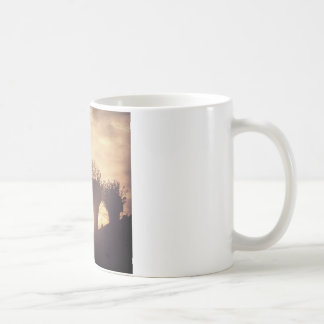 sun set mug
