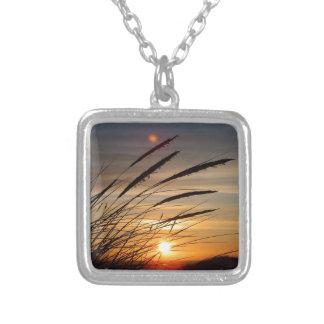 Sun Set Custom Necklace