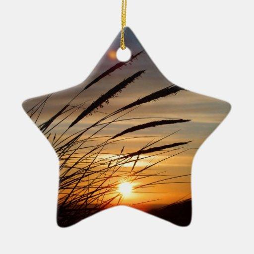 Sun Set Ornament