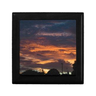 Sun set over Yorkshire Gift Box