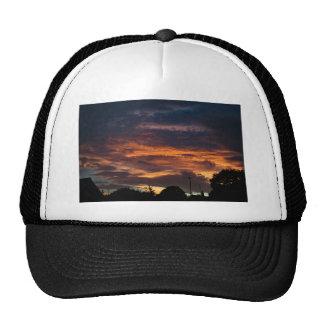 Sun set over Yorkshire Trucker Hat
