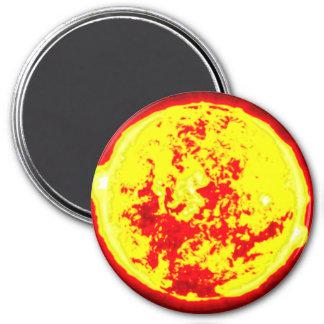Sun Solar System Magnet