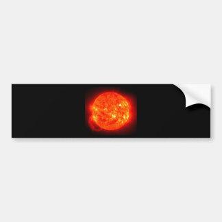 Sun Space Image Bumper Sticker
