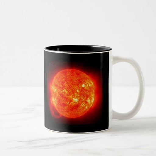 Sun Space Image Mugs