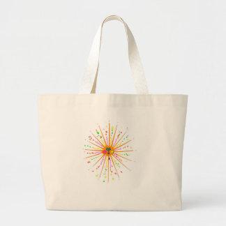 Sun Spots #2 Large Tote Bag