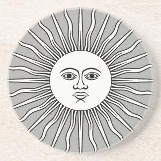 Sun Stone Coaster