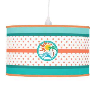 Sun & Surf Pendant Lamp