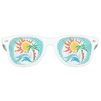 Sun & Surf Retro Sunglasses