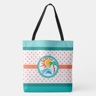 Sun & Surf Tote Bag