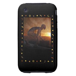 Sun Surfer iPhone 3 Tough Covers
