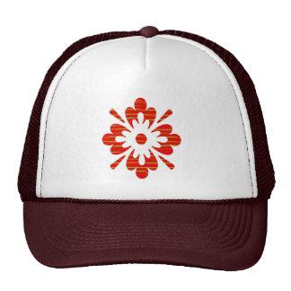 SUN SUTRA : Reiki Master created RED SHADE energy Trucker Hat