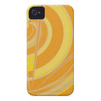 Sun Swirls of Light Blackberry Case