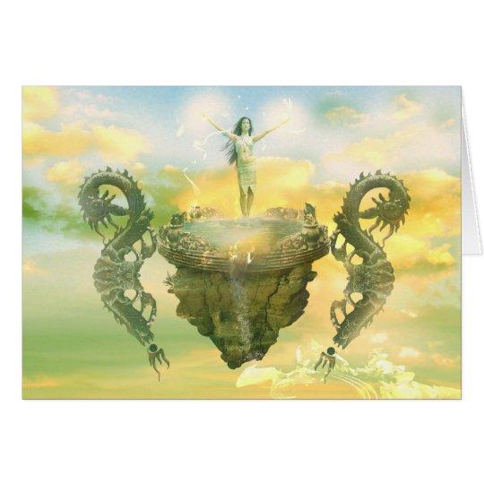 Sun Temple Card
