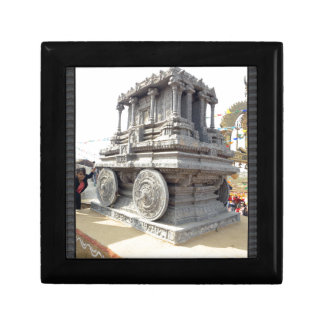 SUN temples of India miniature stone craft statue Trinket Boxes
