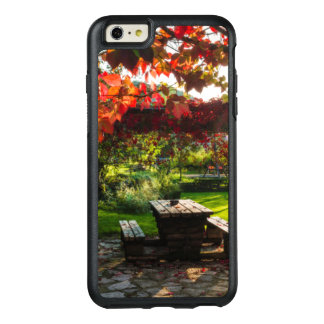 Sun through autumn leaves, Croatia OtterBox iPhone 6/6s Plus Case