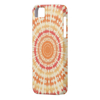 Sun Tie Dye iPhone 5 Case