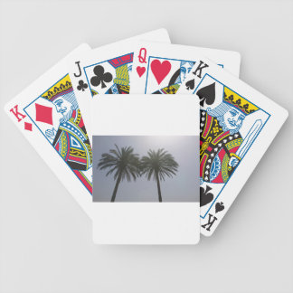 Sun Trees Egypt. Bicycle Playing Cards