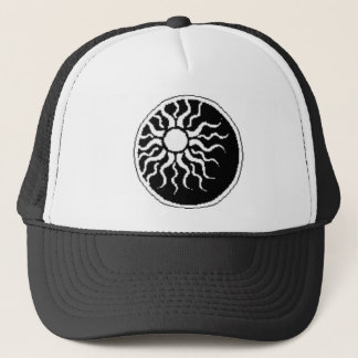 Sun Trucker Hat