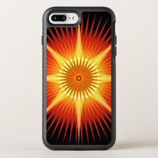 Sun Urchin Mandala OtterBox Symmetry iPhone 7 Plus Case