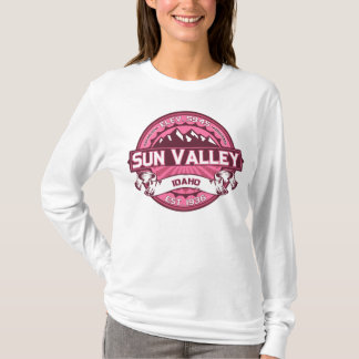 Sun Valley Logo Honeysuckle T-Shirt