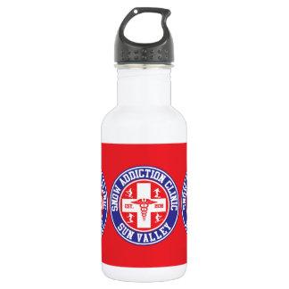 Sun Valley Snow Addiction Clinic 532 Ml Water Bottle
