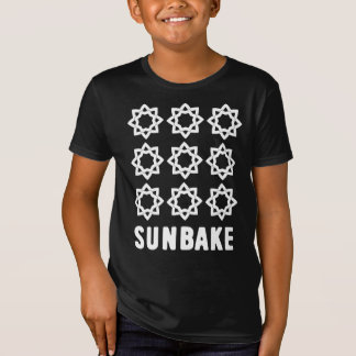 SunBake Kids' American Apparel Organic T-Shirt