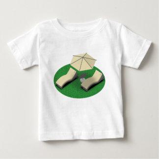 Sunbathing Baby T-Shirt