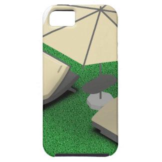 Sunbathing iPhone 5 Cases