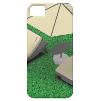 Sunbathing iPhone 5 Cover
