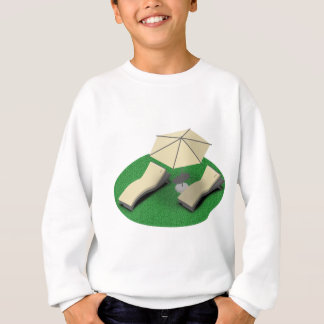 Sunbathing Sweatshirt