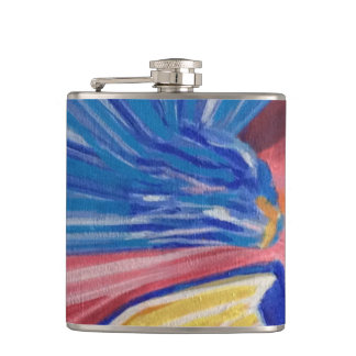 Sunbeam Hip Flask