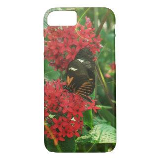 Sunbeam Of Monarch Butterfly iPhone 7 Case