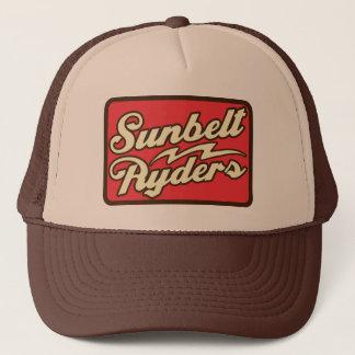 Sunbelt Ryders Retro Logo Trucker Hat