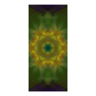 Sunbow Mandala Rack Card