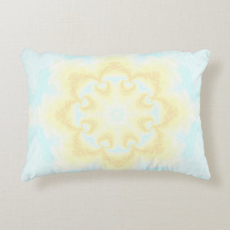 Sunburst Accent Pillow