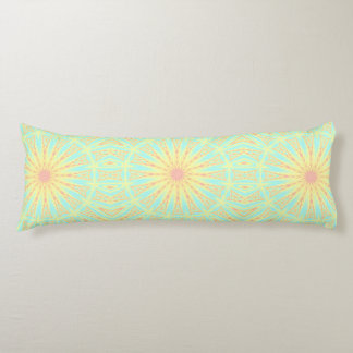 Sunburst Body Pillow