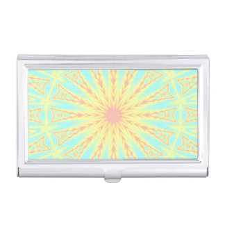 Sunburst Business Card Holder