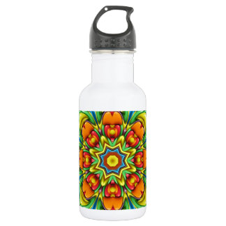 Sunburst Colorful Water Bottles