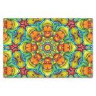 Sunburst Colourful Tissue Paper