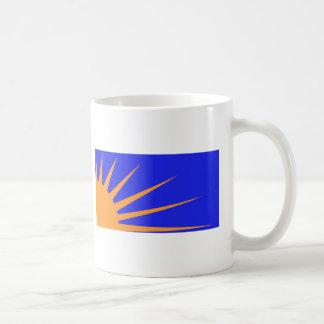 Sunburst Flag Coffee Mug