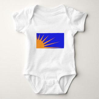 Sunburst Flag T-shirt